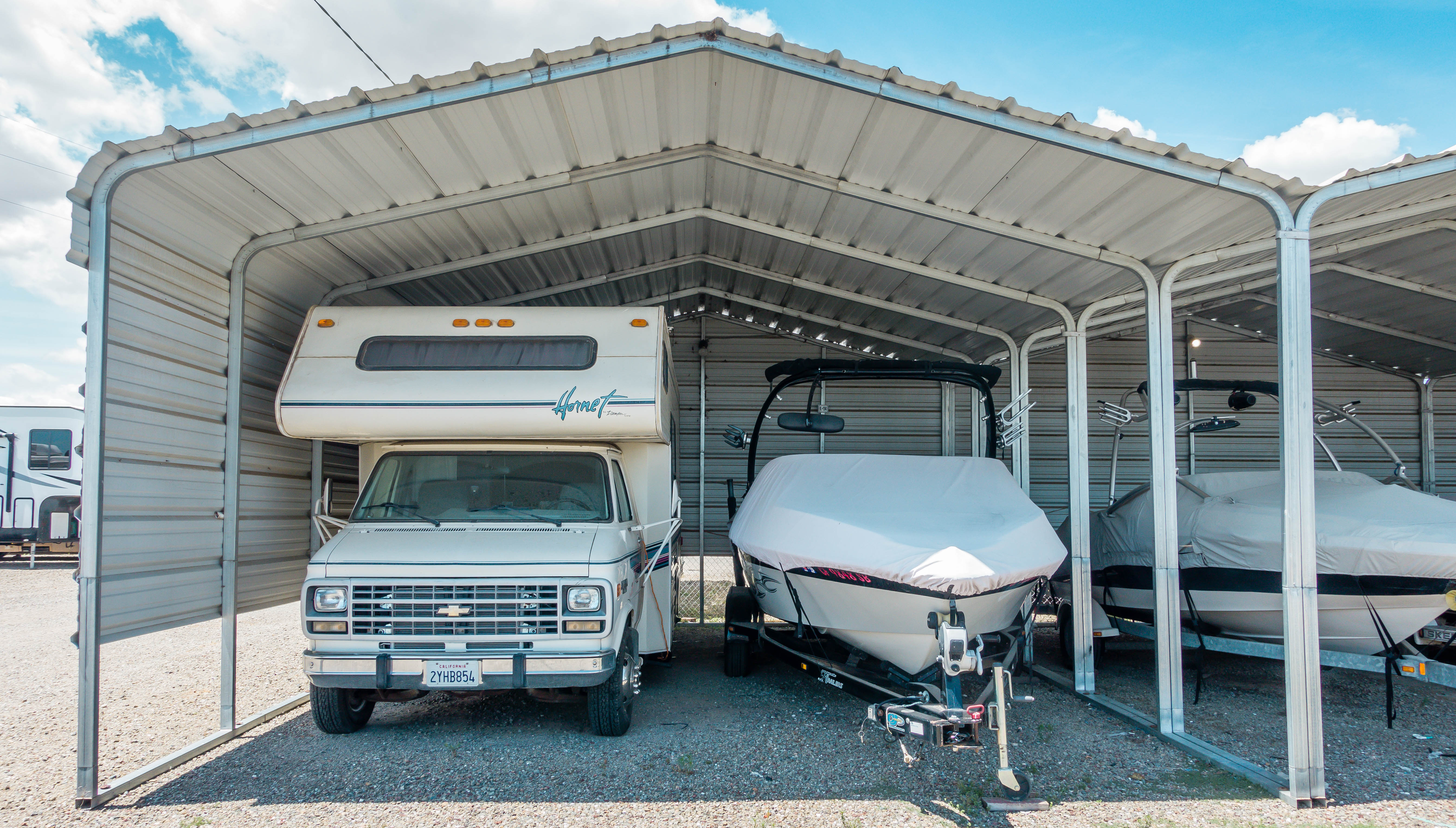 Delta RV Storage | covered storage available